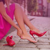Чем лечить отёки ног при варикозе
