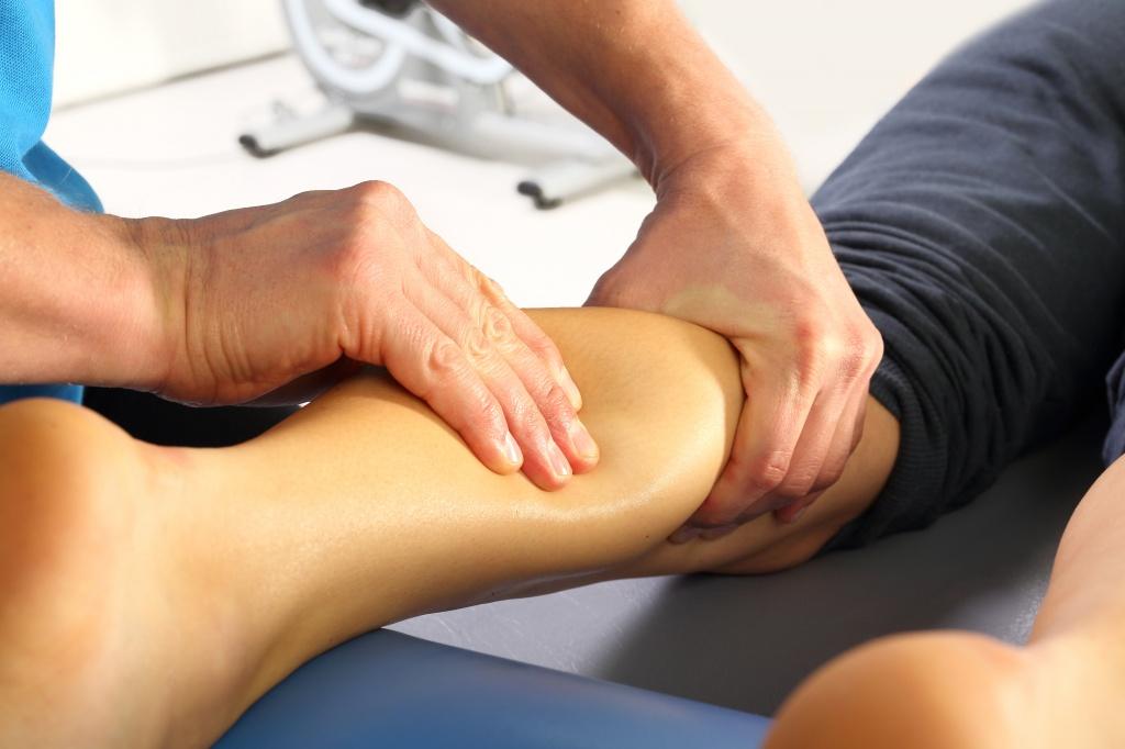 Самостоятельно лимфодренажного массажа
