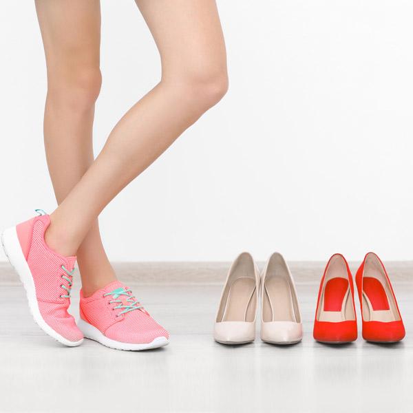 51b9e5cb Обувь при варикозе: проблема отекших ног