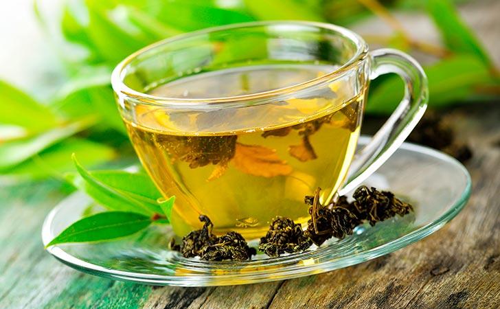 Зеленый чай в капсулах