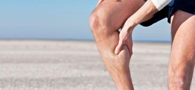 Тромб под коленом — симптомы и лечение