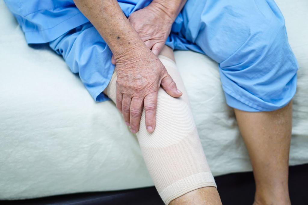 отек ног симптомы