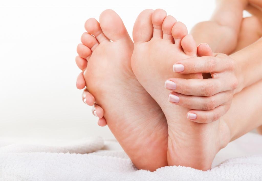 Массаж ног при отеках при беременности
