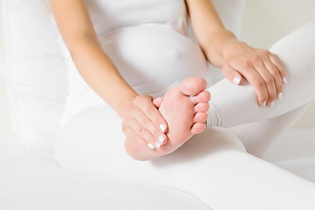 Массаж при отеке ног беременность thumbnail
